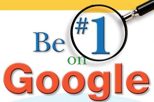 Nummer 1 op Google